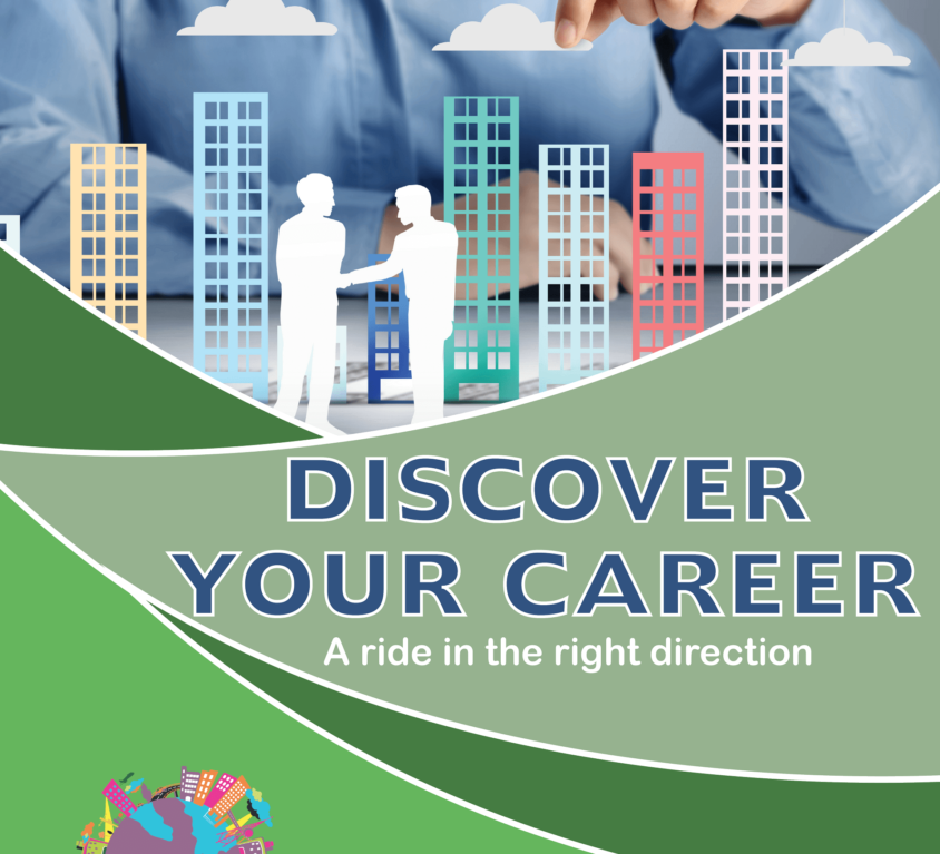 Discover your Career – Brain Wave
