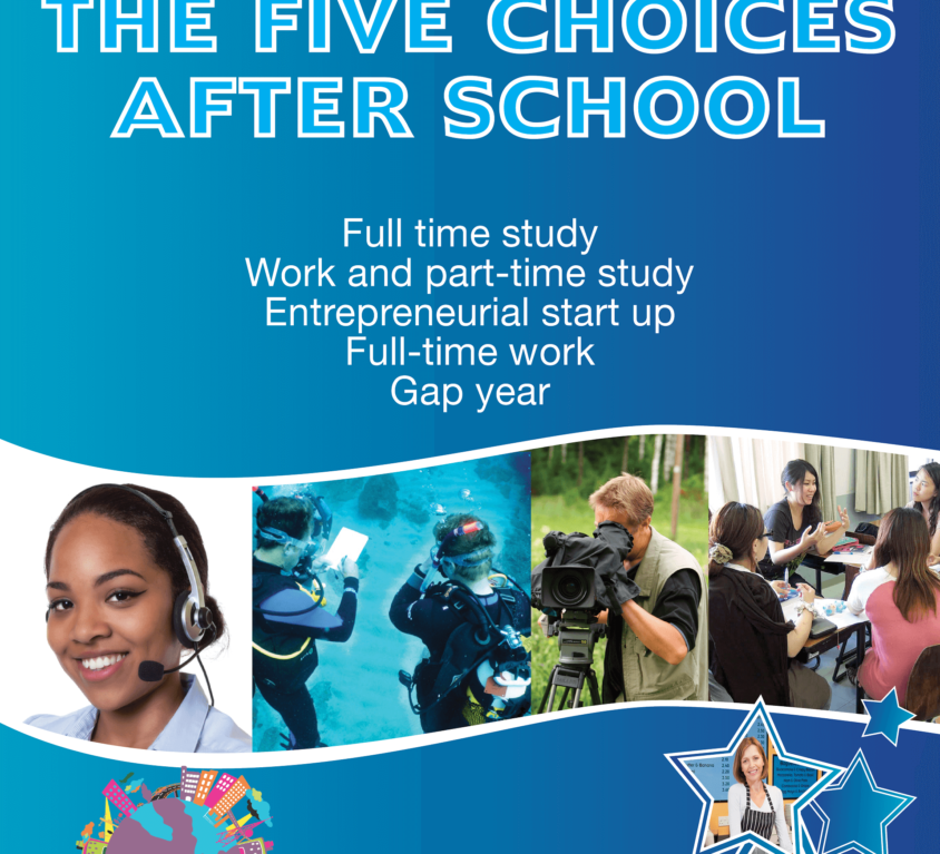 Discover the Five Choices After School – Brain Wave
